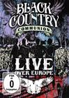 Black Country Communion - Live over Europe (Blu-Ray), elokuva