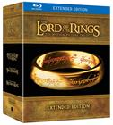 Taru sormusten herrasta - Extended Trilogy Special Edition (Lord of the Rings, blu-ray + dvd), elokuva