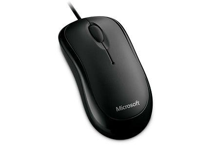 Microsoft Basic Optical Mouse, langallinen hiiri
