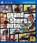 Grand Theft Auto V (GTA 5), PS4-peli