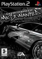 Need for Speed - Most Wanted, Black Edition, PS2-peli