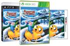 Adventure Time: The Secret of the Nameless Kingdom, Nintendo 3DS -peli