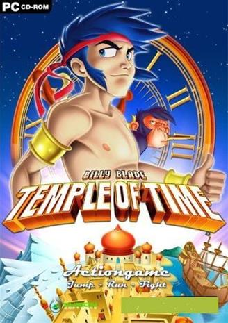 Billy Blade - Temple of Time, PC-peli