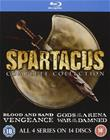 Spartacus: Kaudet 1-3 (Blood and Sand, Gods of the Arena, War of the Damned, Blu-Ray), TV-sarja