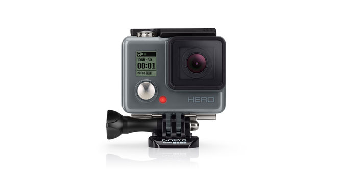 GoPro HERO, action-videokamera