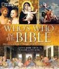 National Geographic Who's Who in the Bible (Jean Pierre Isbouts), kirja