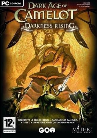 Dark Age of Camelot: Darkness Rising (lisäosa), PC-peli