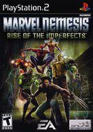 Marvel Nemesis: Rise of the Imperfects, PS2-peli