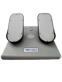 CH Products Pro Rudder Pedals (polkimet)