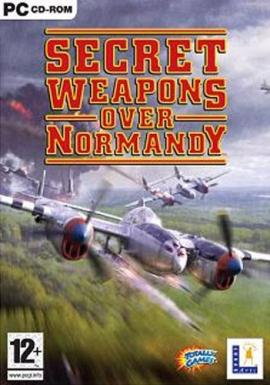 Secret Weapons Over Normandy, PC-peli