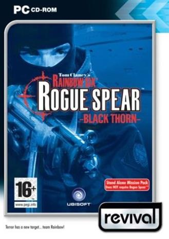 Tom Clancy's Rainbow Six: Rogue Spear: Black Thorn, PC-peli