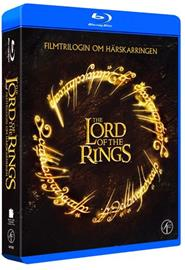 Taru sormusten herrasta trilogia (Lord of the Rings Trilogy, Blu-Ray), elokuva