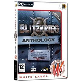 Blitzkrieg Anthology, PC-peli