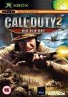 Call of Duty 2: Big Red One, Xbox-peli