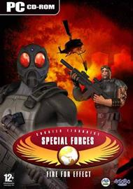 CT Special Forces: Fire for Effect, PC-peli