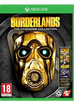 Borderlands The Handsome Collection, Xbox One -peli