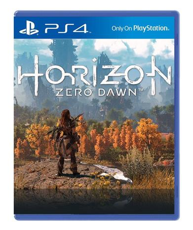 Horizon Zero Dawn, PS4-peli