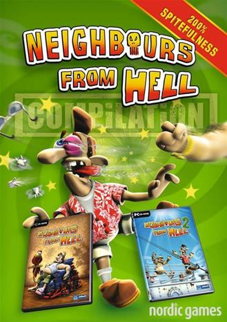 Neighbours From Hell, PC-peli