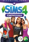 The Sims 4 - Kimppapuuhaa (Get Together), PC-peli