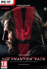 Metal Gear Solid V - The Phantom Pain, PC-peli
