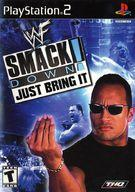 WWE SmackDown! Just Bring It, PS2-peli
