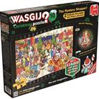 Wasgij Christmas Pussel #10 The Mystery Shopper 1 st