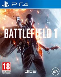 Battlefield 1, PS4-peli