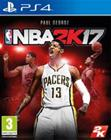 NBA 2K17, PS4-peli