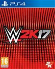 WWE 2K17, PS4-peli