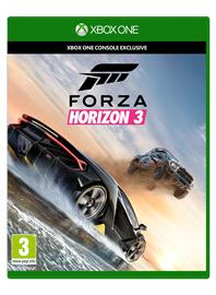 Forza Horizon 3, Xbox One -peli