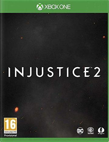 Injustice 2, Xbox One -peli