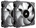 Corsair ML120 120mm Premium Magnetic Levitation Fan Twin Pack, kotelotuuletin