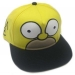 Simpsons Homer Face Snapback Lippis