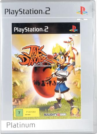 Jak & Daxter: The Precursor Legacy, PS2-peli