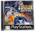 Batman: Gotham City Racer, PS1-peli