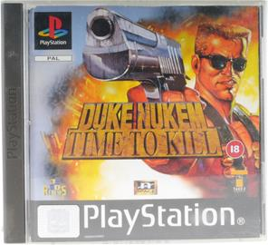 Duke Nukem: Time to Kill, PS1-peli