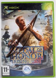 Medal of Honor: Rising Sun, Xbox-peli