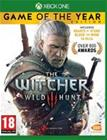 The Witcher 3: Wild Hunt - Game of the Year Edition, Xbox One -peli