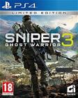 Sniper: Ghost Warrior 3, PS4-peli