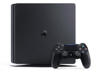 Sony PlayStation 4 Slim (PS4, 500 GB), pelikonsoli