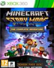 Minecraft Story Mode - The Complete Adventure, Xbox 360 -peli