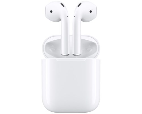 Apple Airpods, Bluetooth-nappikuulokkeet mikrofonilla