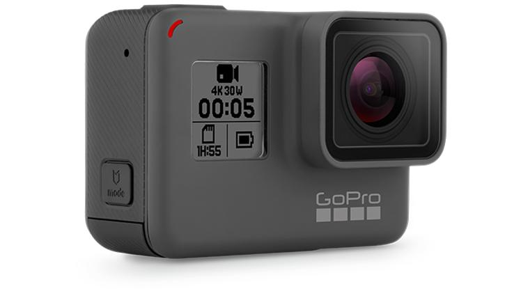 GoPro HERO5 Black, action-videokamera