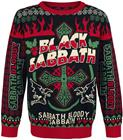 Black Sabbath - Holiday Sweater 2016 - Neulesvetari