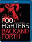 Foo Fighters - Back and Forth (Blu-ray), elokuva