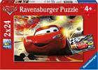 Ravensburger, Palapeli, Disney Pixar Cars, Grand Entrance, 2 x 24 palaa