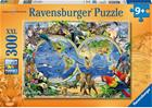Ravensburger, Palapeli, World of Wildlife, 300 palaa