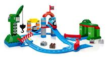 Mega Bloks - Thomas and Friends Brendam Docks Deluxe Set (CNJ15) (Maahantuoja)