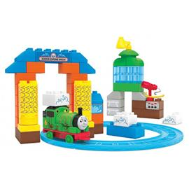 Mega Bloks - Thomas and Friends Themed Location Collection (CNJ11)