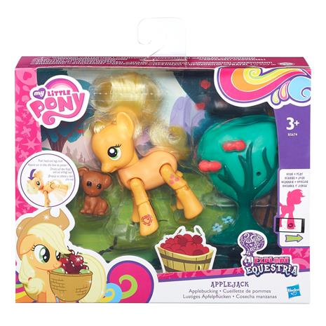 My Little Pony, Explore Equestria, Action Pack, Pinkie Pie